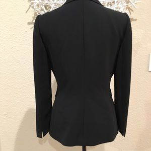 Tahari Jackets & Coats - Tahari 3 Button Black Blazer